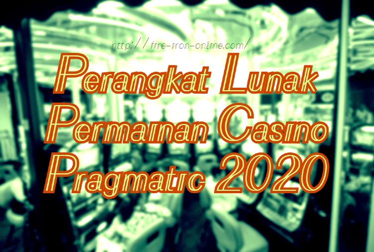 Perangkat Lunak Permainan Casino Pragmatic 2020